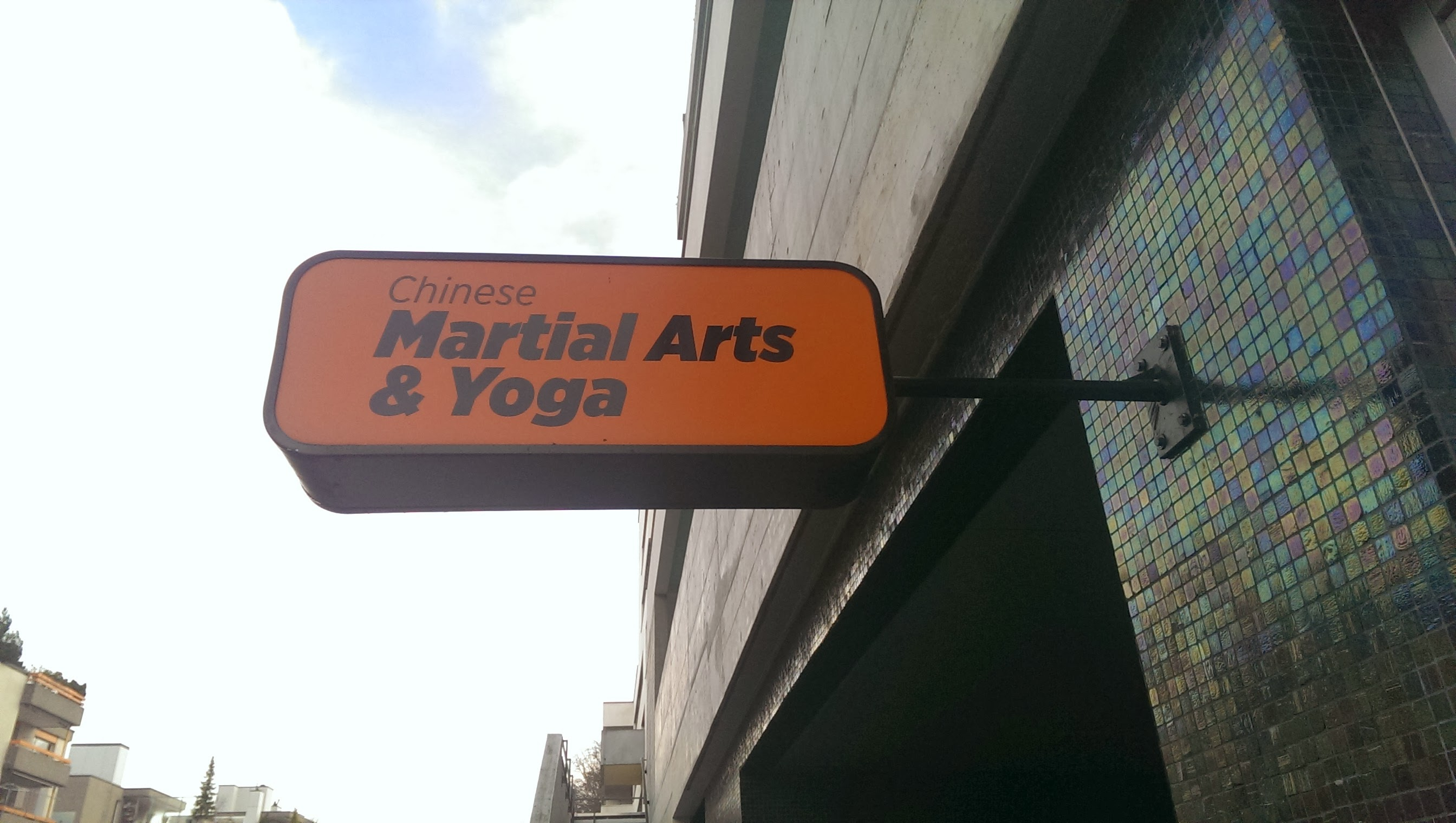 CHINESE MARTIAL ARTS & YOGA